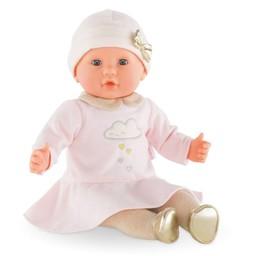 Corolle Corolle - Poupon Mon Bébé Classique Nuage de Paillettes/Mon Bébé Classique Sparkling Cloud Baby Doll