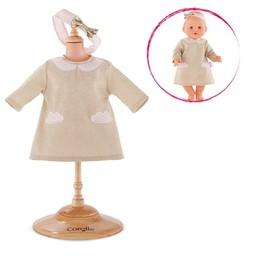 Corolle Corolle - Robe Nuage de Paillettes pour Poupée/Glitter Cloud Dress for Baby Doll