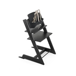 Stokke Stokke Tripp Trapp - Chaise Haute/High Chair, Chêne Noir/Oak Black