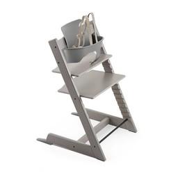 Stokke Stokke Tripp Trapp - Chaise Haute/High Chair, Chêne Gris/Oak Greywash