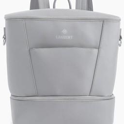 Lambert Lambert - Sac à Dos Mia/Mia Backpack, Gris/Grey