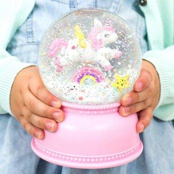 A Little Lovely Company A Little Lovely Company - Boule de Neige/Snowglobe, Licorne/Unicorn
