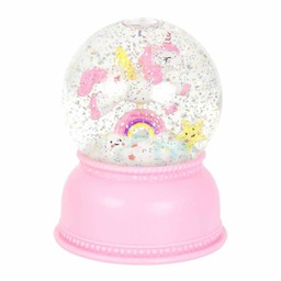 A Little Lovely Company A Little Lovely Company - Boule de Neige/Snowglobe, Licorne/Unicorn