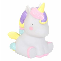 A Little Lovely Company A Little Lovely Company - Lampe de Chevet/Table Light, Licorne /Unicorn