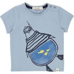 Billybandit BillyBandit - T-Shirt Altitude/Altitude T-Shirt, Bleu/Blue