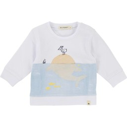 Billybandit BillyBandit - Chandail Manches Longues/Longsleeves Sweater, Blanc/White