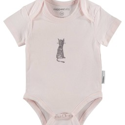 Noppies Noppies - Cache-Couche Kansas/Kansas Romper, Rose Pâle/Light Pink