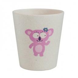 Jack&Jill Jack & Jill - Verre de Salle de Bain Biodégradable Koala/Biodegradable Rinse Cup Koala