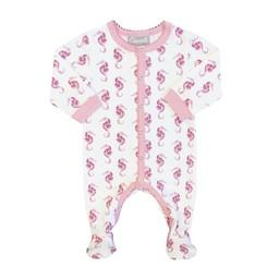 Coccoli Coccoli - Pyjama à Pattes/Footie, Hippocampe/Seahorse