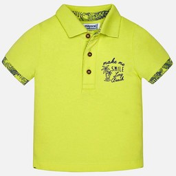Mayoral Mayoral - Polo Stretch/Strech Polo, Ananas/Pineapple