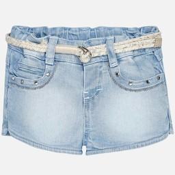 Mayoral Mayoral - Short en Jeans Clair/Light Short Jeans