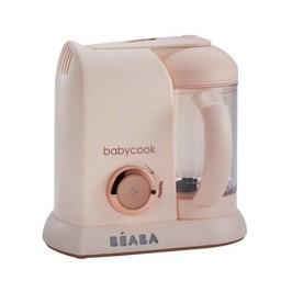 Béaba Beaba - Robot Culinaire Babycook/Babycook Culinary Robot, Or Rose/Rose Gold