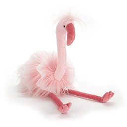 "Jellycat Jellycat - Flamant Rose, Flo 19""/Flo Flamingo 19"""