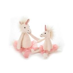"""Jellycat Jellycat - Darcey la Licorne Ballerine 10""""/Dancing Darcey Unicorn 10"""""""