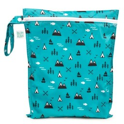 Bumkins Bumkins - Sac Imperméable/Wet Bag, Nature/Outdoors