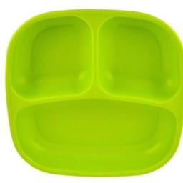 Re-Play Copy of Re-Play - Assiette à Compartiments/Divided Plates, Aqua