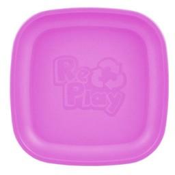Re-Play Copy of Re-Play - Assiette de Plastique/Plastic Plate, Marine/Navy