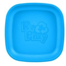 Re-Play Copy of Re-Play - Assiette de Plastique/Plastic Plate, Mauve/Purple