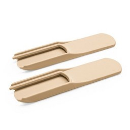 Stokke Stokke - Patins pour Chaise Tripp Trapp/Tripp Trapp Gliders, Naturel/Natural