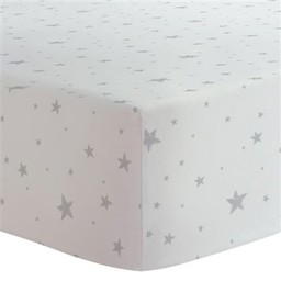 Kushies Copy of Kushies - Drap Contour pour Parc /Baby Portable Play Pen Sheet, XO Rose/Pink XO