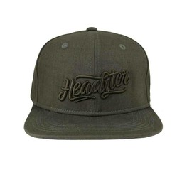 Headster Kids Headster Kids - Casquette Vert Camouflage/Army Green Cap