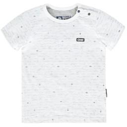 Tumble n Dry Tumble N'Dry - T-Shirt Narius/Narius T-Shirt, Blanc/White