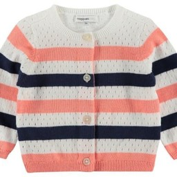Noppies Noppies - Cardigan Tricot Leymen/Leymen Knit Cardigan, Pêche/Peach