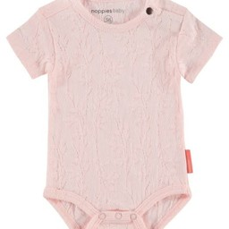 Noppies Noppies - Cache-Couche Landen/Landen Romper, Blush