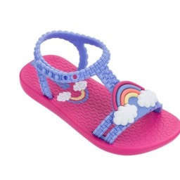Ipanema Kids Ipanema Kids-Sandale/Flip Flop, Rose et Lilas/Pink and Lilac