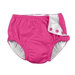 IPlay IPlay - Couche De Piscine/Swimsuit Diaper, Rose Foncé/Hot Pink
