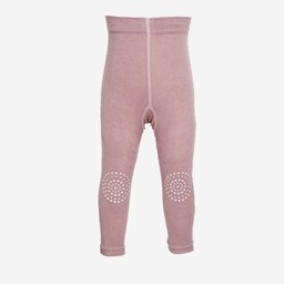 GoBabyGo GobabyGo - Leggings pour Ramper/Leggings, Rose Antique/Dusty Rose