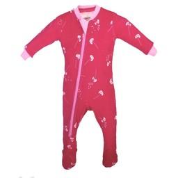 Zippy Jamz Zippy Jamz - Pyjama à Pattes/Footie, Dandelion Wishes