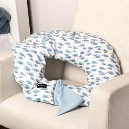 Maovic Maovic - Coussin D'allaitement/Nursing Pillow, Baleines