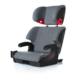 Clek Clek OOBR - Siège d'appoint avec Dossier Tissu Crypton Premium/Fullback Booster Seat Premium Crypton Fabric