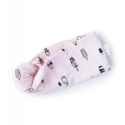 Miles Baby Miles Baby - Bandeau en Tricot pour Bébé/Baby Headband Knit