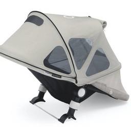 Bugaboo Bugaboo Fox et Cameleon3 - Protection Solaire pour Poussette/ Breezy Sun Canopy for Stroller