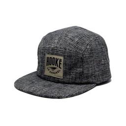 L&P L&P - Casquette Hooke/Hooke Camper Cap, Beige Mix/Heather Brown