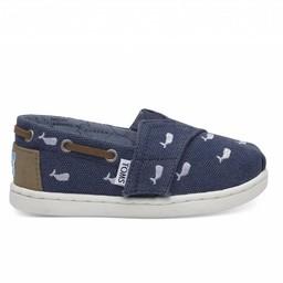 Toms Toms - Chaussures Bimini/Bimini Shoes, Baleines/Whales