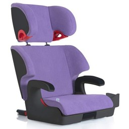 Clek Clek OOBR - Siège d'appoint avec Dossier Tissu Crypton/Fullback Booster Seat Crypton Fabric, Prince