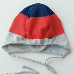 Broel Broel - Chapeau Zbych/Zbych Hat, Gris, Rouge et Marine/Grey, Red and Navy