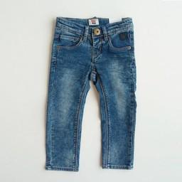 Tumble n Dry Tumble N'Dry - Pantalon Broek pour Garçon/Boys Broek Pants, Denim Délavé Foncé/Medium-Used Denim