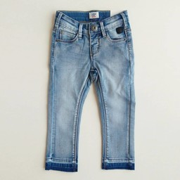 Tumble n Dry Tumble N'Dry - Pantalon Broek pour Fille/Girls Broek Pants, Denim Délavé/Denim Bleach