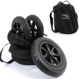 Valco Valco Snap 4 Trend - Pneus Gonflés Sports Pack pour Poussette/Sports Pack Air Tires for Stroller