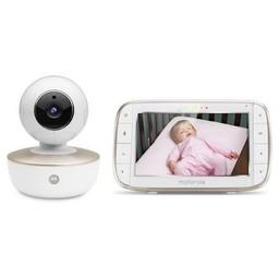 "Motorola Motorola - Moniteur de Bébé Wifi Écran 5''/Wifi Dual Mode Baby Monitor 5"" Screen"