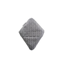 Zak et Zoé Zak et Zoé - Bouillotte/Heat and Cold Pad, Triangles Gris/Grey Triangles