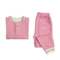 Juddlies Juddlies - Pyjama Cottage 2 Pièces/Cottage 2 Pieces Playsuit, Rose Sunset/Sunset Pink
