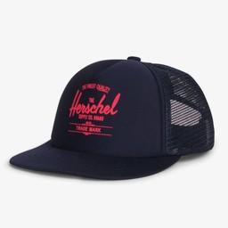 Herschel Herschel - Casquette Junior Whaler/Whaler Cap Youth, Marine/Navy