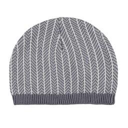 Noppies Noppies - Chapeau Tricot Kastl/Kastl Hat Knit, Gris/Grey