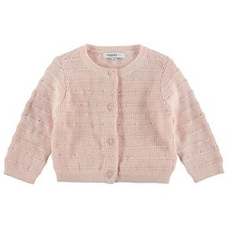 Noppies Noppies - Cardigan Tricot Leuze/Leuze Knit Cardigan, Blush
