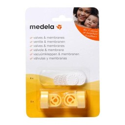 Medela Medela - Valves et Membranes de Remplacement/Replacement Valves and Membranes
